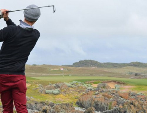 The idea behind Southern Golf Getaways